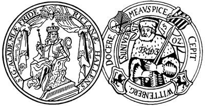 MLU Halle Logo